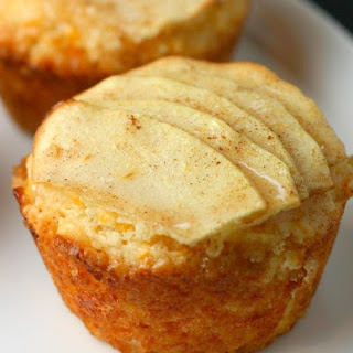 Dutch Apple Muffins.