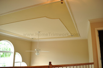 Photo: (After) Logic's Family room Ceiling panel Collegeville, PA