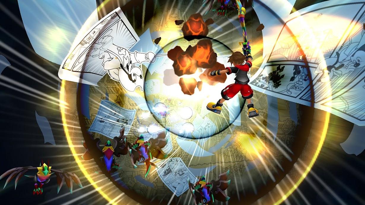 ต้นปีหน้าเจอกัน Kingdom Hearts 2.8