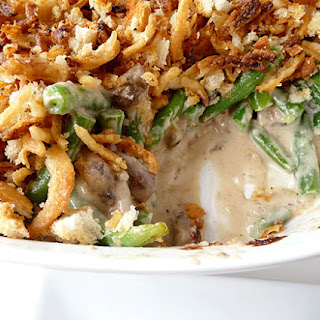 Green Bean Casserole With Fresh Green Beans Recipes