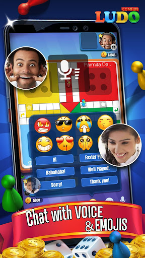 Ludo Comfun- Ludo Online Game  screenshots 3