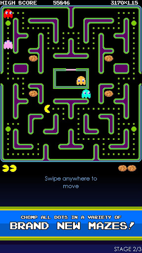 PAC-MAN 6.6.3 screenshots 2