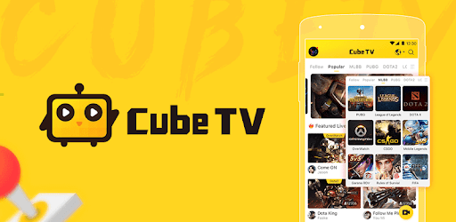Cube TV - Live Stream Games Community for PC