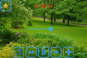 Screenshot of Nature sounds relax & sleep