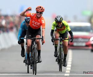 OVO Energy Women's Tour : une ancienne championne du monde fait coup double