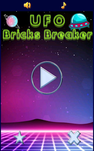 UFO Bricks Breaker
