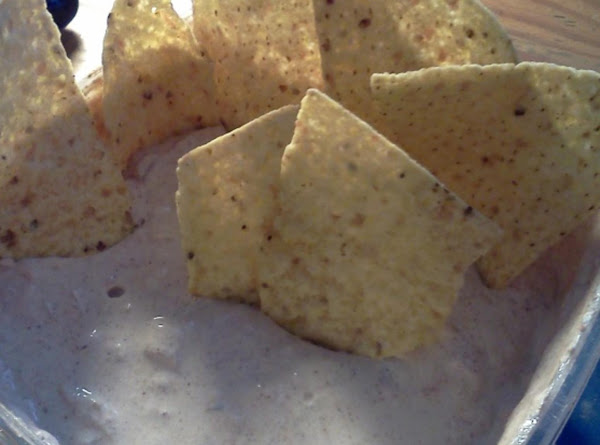 Mexican Sour Cream Dip Recipe