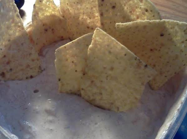 Mexican Sour Cream Dip