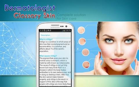 Dermatologist Glossary: Skin screenshot 5