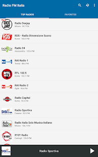 Radio FM Italia (Italy)- screenshot thumbnail