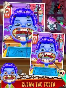 Halloween Crazy Dentist - náhled