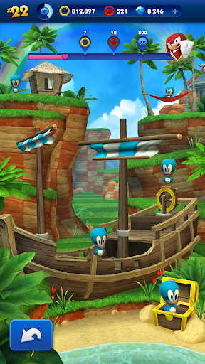 Sonic Dash - Endless Running & Racing Game  screenshots 5