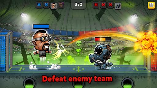 u26bd Puppet Football Fighters - Steampunk Soccer ud83cudfc6 0.0.72 screenshots 4