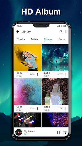 Music player & Video player with equalizer 1.1.2 screenshots 3