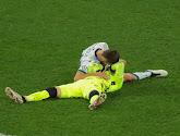 Club Brugge-doelman Ethan Horvath barstte na de zege tegen Zenit in tranen uit