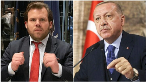 Swedish US Asylee Claims Turkish Islamic Dictatorship is Running 'Largest Drug Trafficking Op in History'