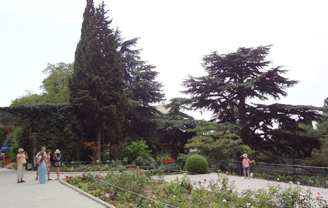 Никитский Ботанический сад • Voronovcamp 2013