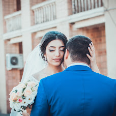 Wedding photographer Armen Aristakesyan (armen3546). Photo of 13.02.2017