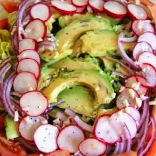 Cuban Salad.