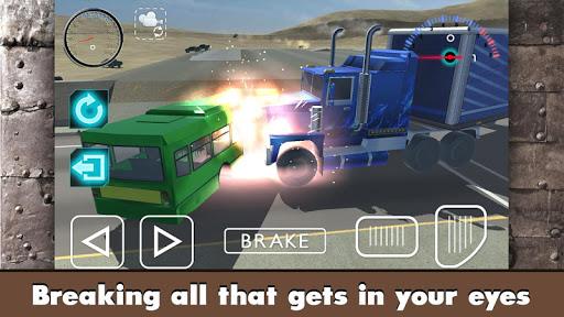 Truck Destruction Simulator