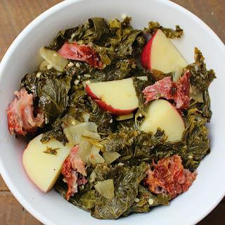Turnip Greens for Prosperity Recipe
