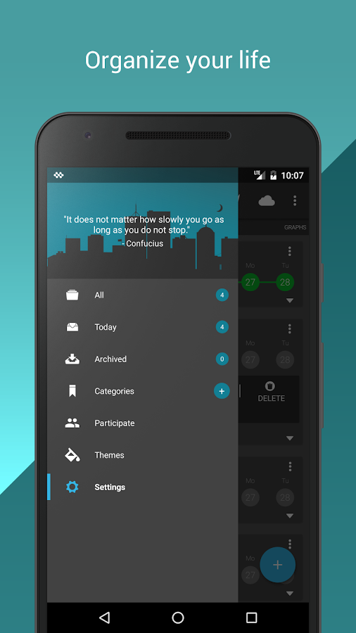 HabitHub - Habit and Goal Tracker – Screenshot