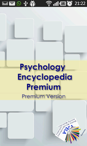 Psychology Terminology