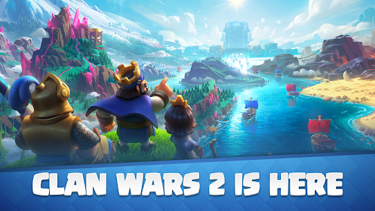 Clash Royale 3.3.0 Mod Apk [Unlimited Coins/ Gems] [September 2020] 6