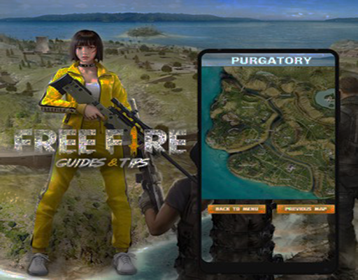 Free Fire Battelground Guide 1.3 screenshots 2
