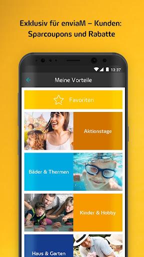 Meine enviaM-App: Strom & mehr  screenshots 7