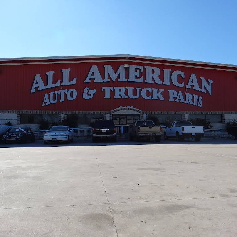 American Auto Parts >> All American Auto Salvage Used Auto Parts Store In Houston