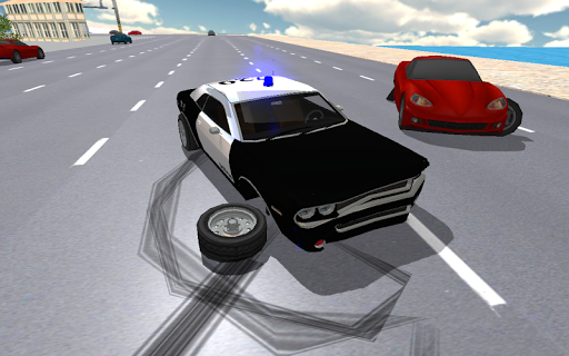Police Chase - The Cop Car Driver  screenshots 8