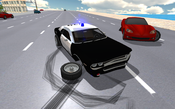 Police Chase - The Cop Car Driver APK screenshot thumbnail 8