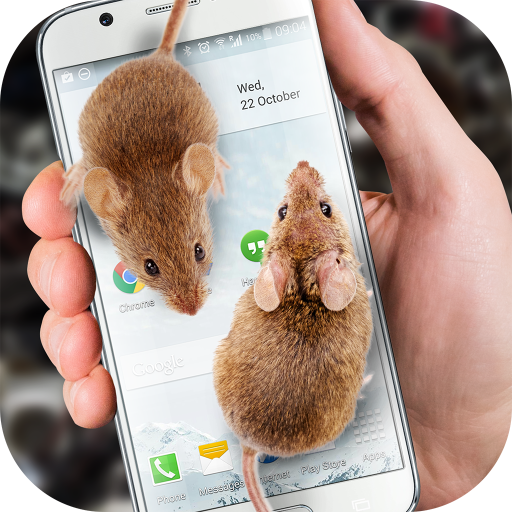 Mouse on Screen Scary Joke file APK for Gaming PC/PS3/PS4 Smart TV