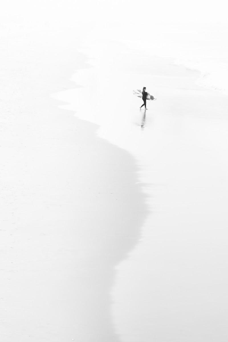 Surf solitario di Laura Benvenuti