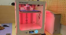3DプリンターでLチカ
