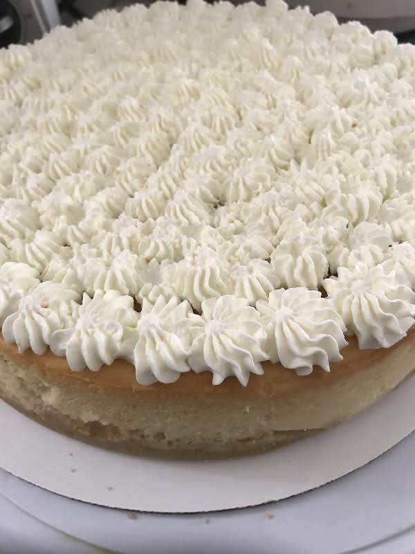 Orange Blossom Cheesecake Recipe