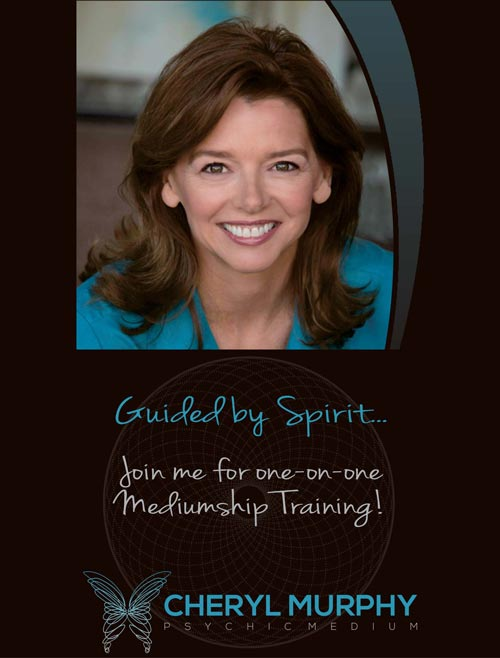 Mediumship Training with Psychic Medium Cheryl Murphy