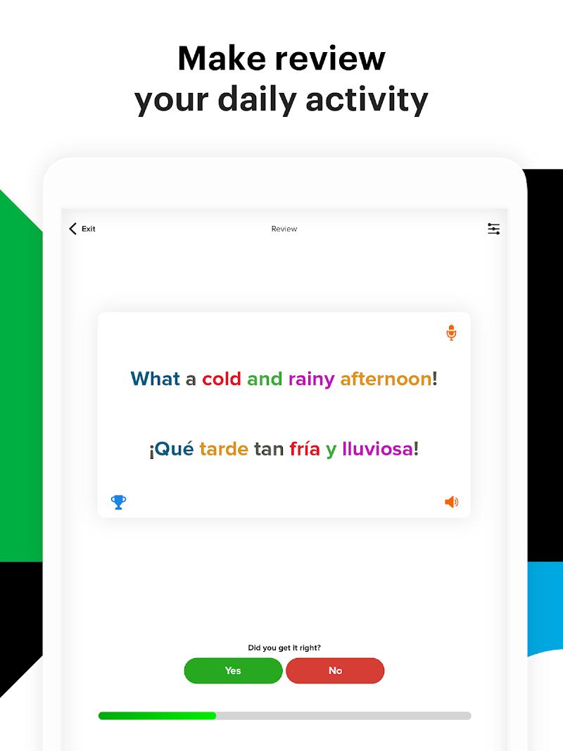 Mango Languages: Personalized Language Learning Screenshot 14