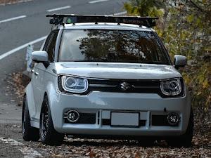 イグニス  MZ 4WDのカスタム事例画像 ぴろさんの2020年11月18日00:06の投稿