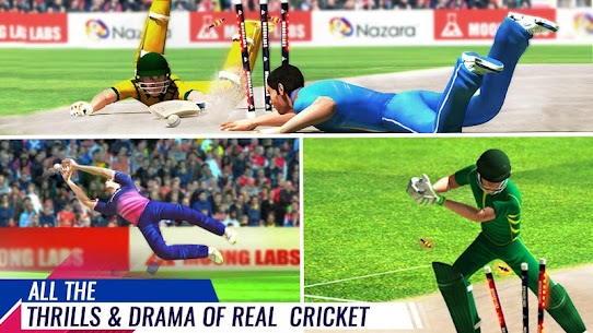 Epic Cricket – Best Cricket Simulator 3D Game App Download For Android 8