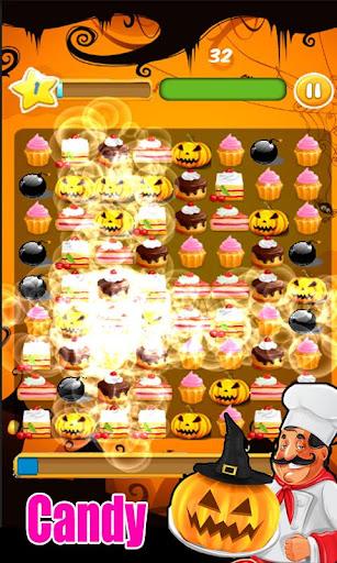 玩街機App|万圣节糖果狂热 Halloween Candy Mania免費|APP試玩