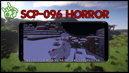 Mod SCP-096 Horror 3