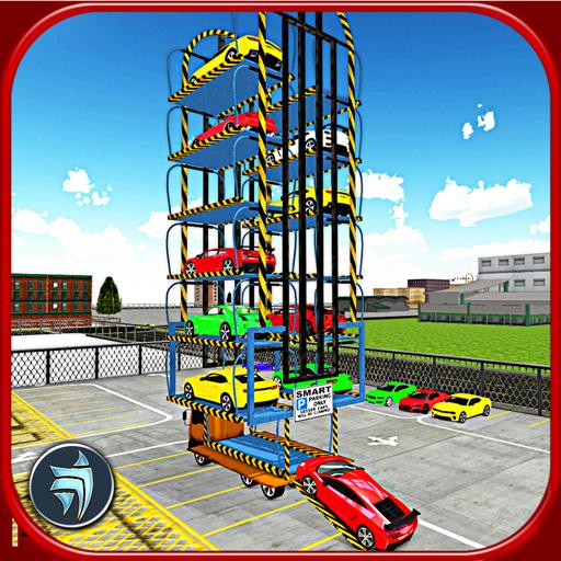 Multi Level Car Transport : Parking Master file APK for Gaming PC/PS3/PS4 Smart TV