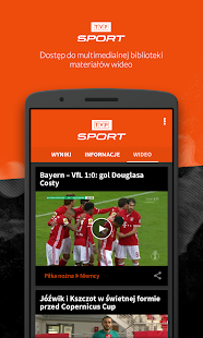 TVP Sport- screenshot thumbnail