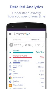Smarter Time - Time Tracker - Time Management- screenshot thumbnail