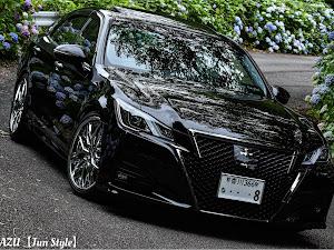 クラウンアスリート ARS210 ATHLETE S-T・ 平成29年式のカスタム事例画像 KAZU【Jun Style】さんの2021年06月18日11:49の投稿