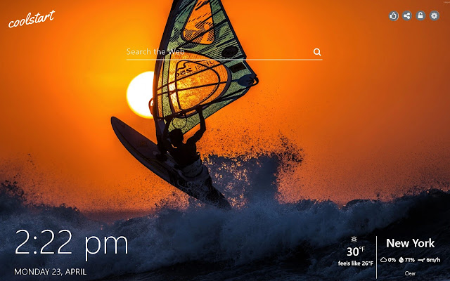 Water Sports HD Wallpapers New Tab Theme