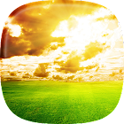 天空 动态壁纸 icon