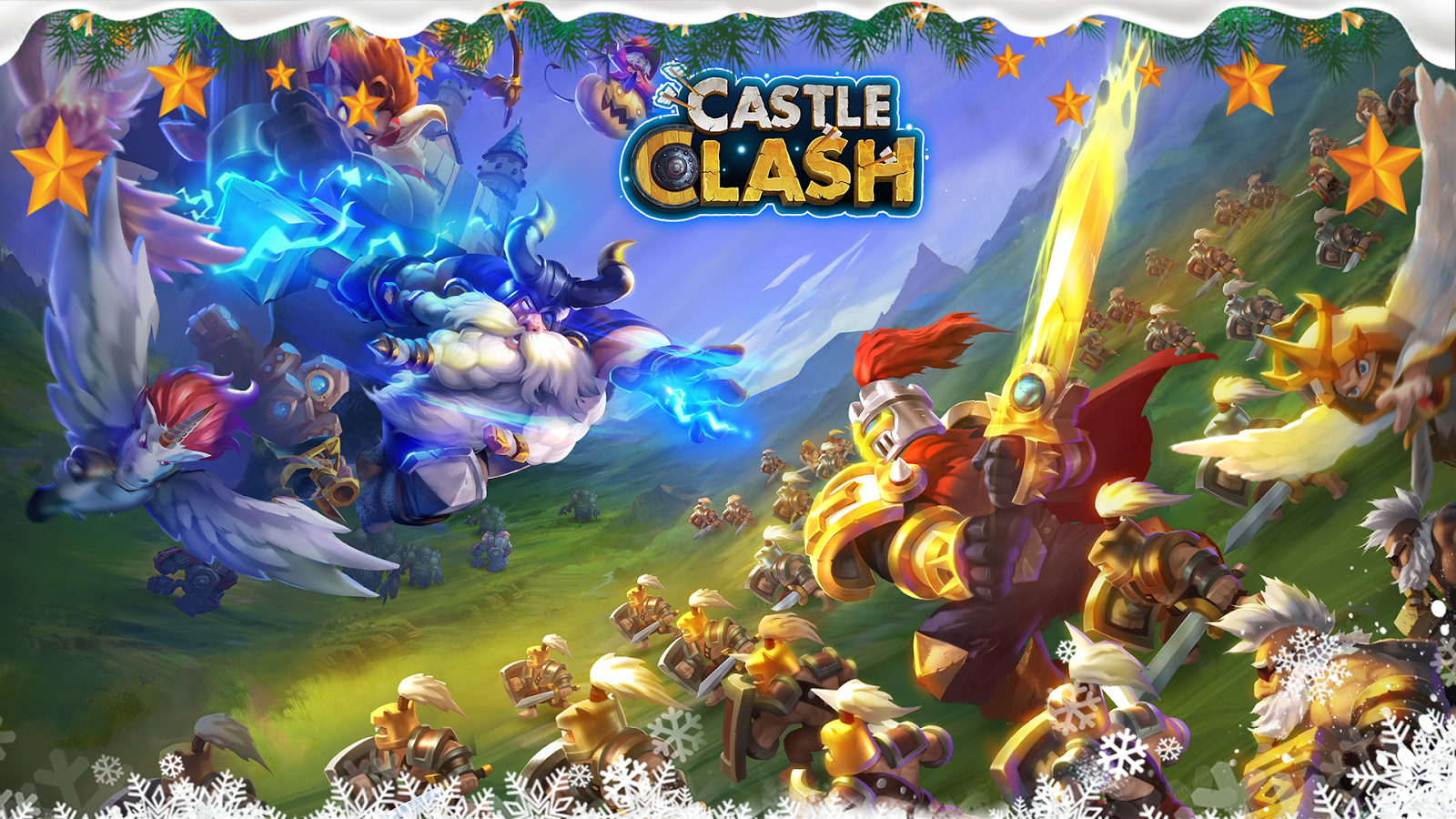 Castle Clash- screenshot
